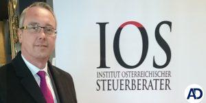 Andreas Dolezal beim IOS zum Thema DSGVO