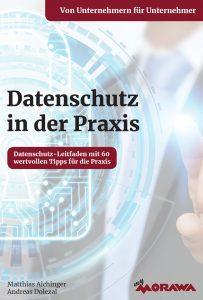 Bild Cover Buch Datenschutz in der Praxis