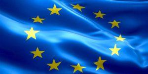 Bild EU Flagge