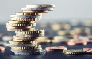 Bild Euromünzen