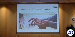 KSW Informationsabend DSGVO