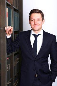 Portrait Mag. Matthias Aichinger, MBA