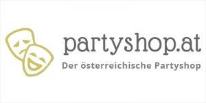 Logo Partyshop.at MIRANDA WEISSENFELD NACHF. Andreas Greif e.U.