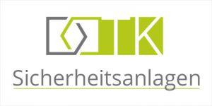 Logo TK Sicherheitsanlagen