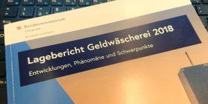 Beitragsbild_Lagebericht_Geldwaesche_2018